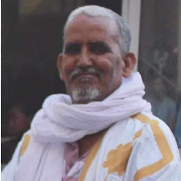 الفقيد محمد عبد الله ولد عم ألمين، رحمه الله تعالى