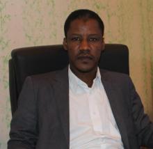 المتحدث باسم الحزب السيد سيدي ولد عبد المالك
