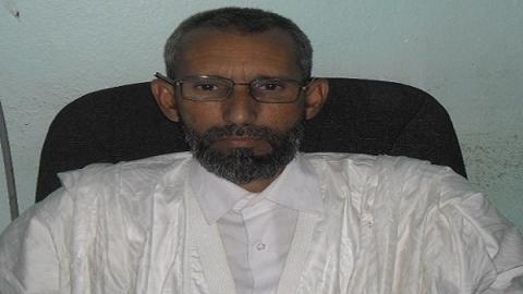 الرئيس السالك ولد سيدي محمود